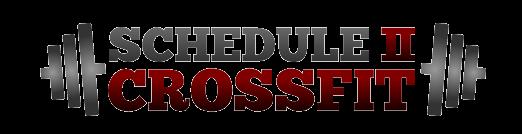 Schedule II CrossFit